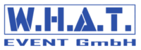 WHAT Event Logo